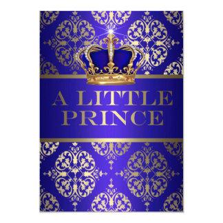 Carte Un petit prince baby shower