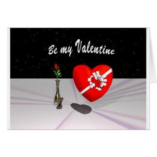 Carte Valentine