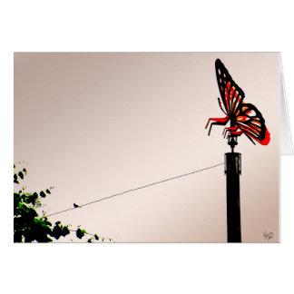 Carte Vengeance de Buttefly