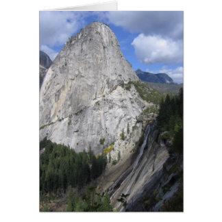 Carte Verticale de Yosemite
