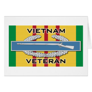 Carte Vétéran de CIB Vietnam