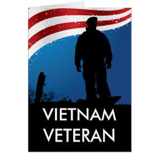 Carte Vétéran du Vietnam