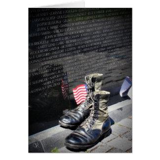 Carte Vétérans commémoratifs
