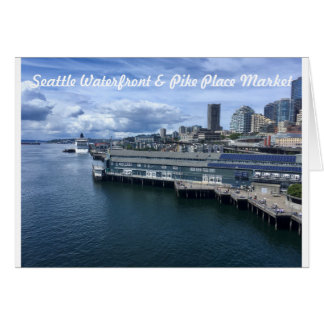 Carte Ville de Seattle