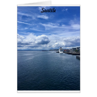Carte Ville de Seattle