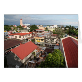 Carte Ville de Tacloban