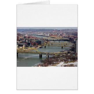 Carte Ville des ponts