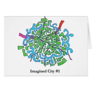Carte Ville imaginée #1