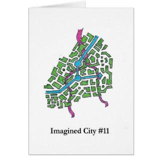 Carte Ville imaginée #11
