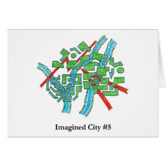 Carte Ville imaginée #5
