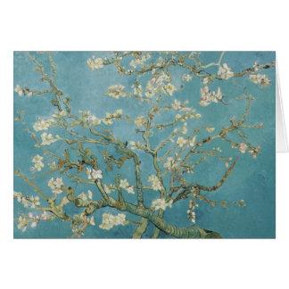 Carte Vincent van Gogh, fleurs d'amande