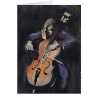 Carte Violoncelliste
