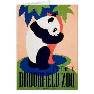 Carte Visitez le zoo ! !