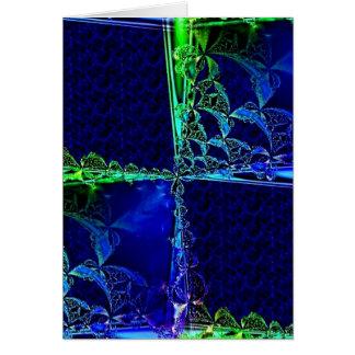 Carte Vitre cosmique