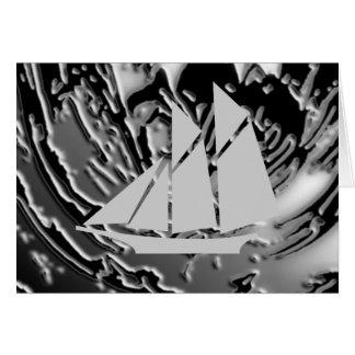 Carte Voiles d'aventure de marée haute