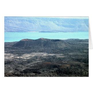 Carte Volcan d'Ardoukoba
