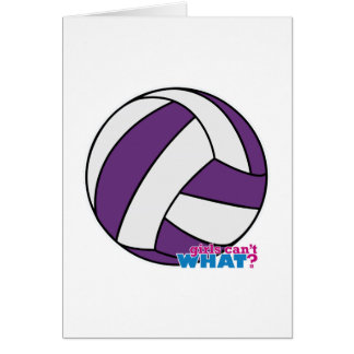 Carte Volleyball
