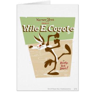 Carte Wile prêt, ensemble, bourdonnement !