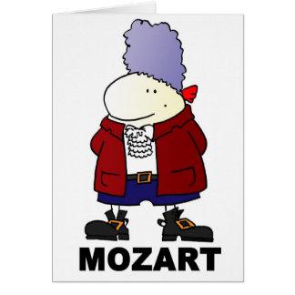 Carte Wilf Mozart