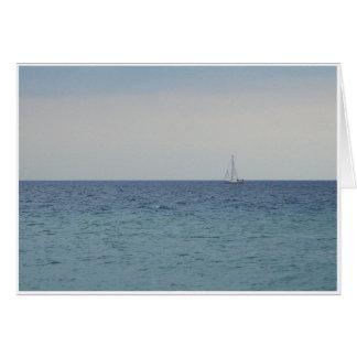 Carte Yacht