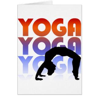 Carte yoga