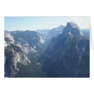 Carte Yosemite