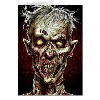 Carte Zombi ! !