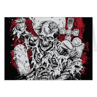 Carte Zombi grave