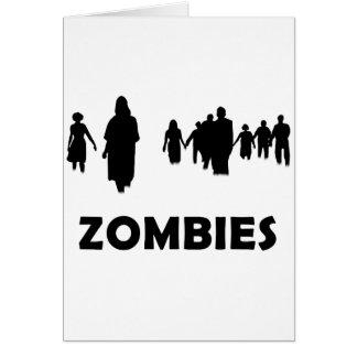 Carte Zombis