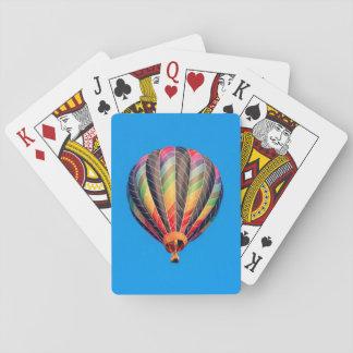 Cartes À Jouer Ballons à air chauds