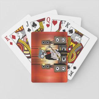Cartes À Jouer Cartes Audiophile vintages