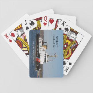 Cartes À Jouer Cartes de jeu de baie de WTGB 107 Penobscot
