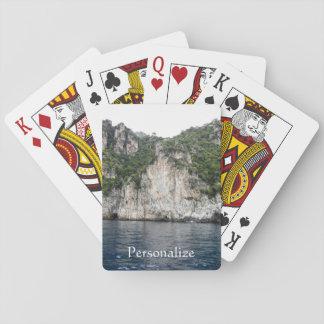 Cartes À Jouer Cartes de jeu de côte d'Amalfi