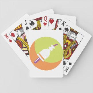 Cartes À Jouer Cartes de jeu de prise de puissance