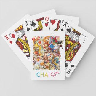Cartes À Jouer Cartes de jeu de sabbat