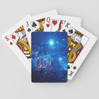 Cartes À Jouer Cartes de jeu de spectacle en direct