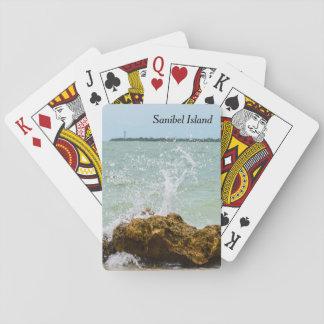 Cartes À Jouer Cartes de jeu d'île de Sanibel