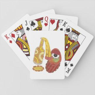 Cartes À Jouer Cartes de jeu ivres de mangue