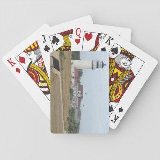 Cartes À Jouer Cartes de jeu légères des montagnes