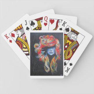 Cartes À Jouer Créez les citations tranquilles