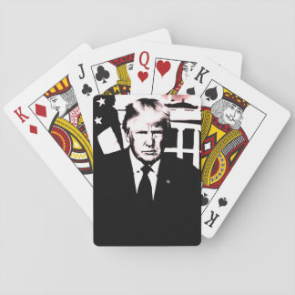 Cartes À Jouer Donald Trump