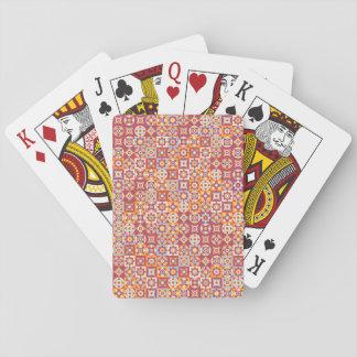 Cartes À Jouer Étoiles