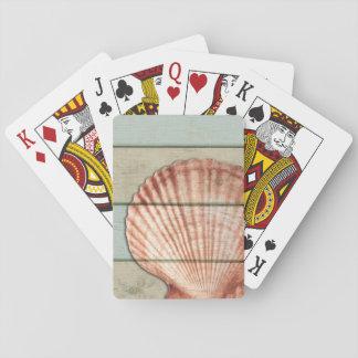 Cartes À Jouer Feston Shell