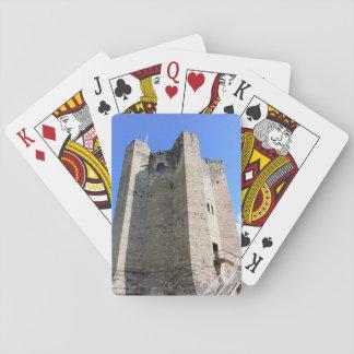 Cartes À Jouer Histoire britannique - cartes de jeu de château