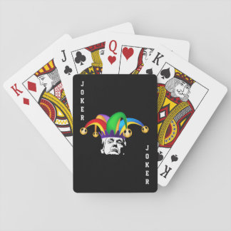 Cartes À Jouer Joker de Donald Trump