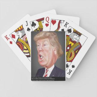 Cartes À Jouer La carte de jeu d'atout