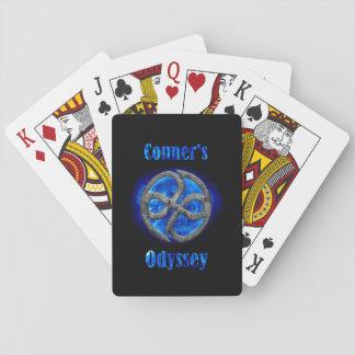 Cartes À Jouer L'odyssée de Conner
