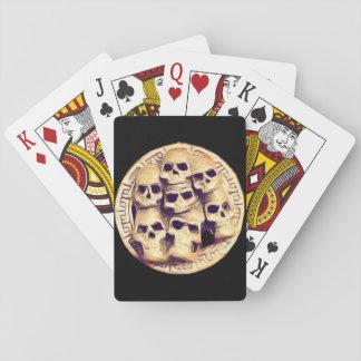 Cartes À Jouer Skullz