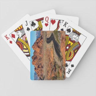 Cartes À Jouer Vallée du feu
