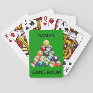 Cartes À Jouer Votre pièce de jeu